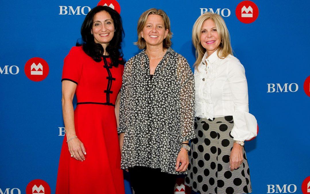 BMO reconnaît des femmes exceptionnelles à Montréal