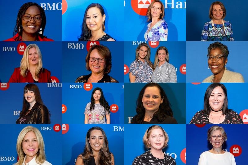 BMO rend hommage aux femmes – Lauréates 2018
